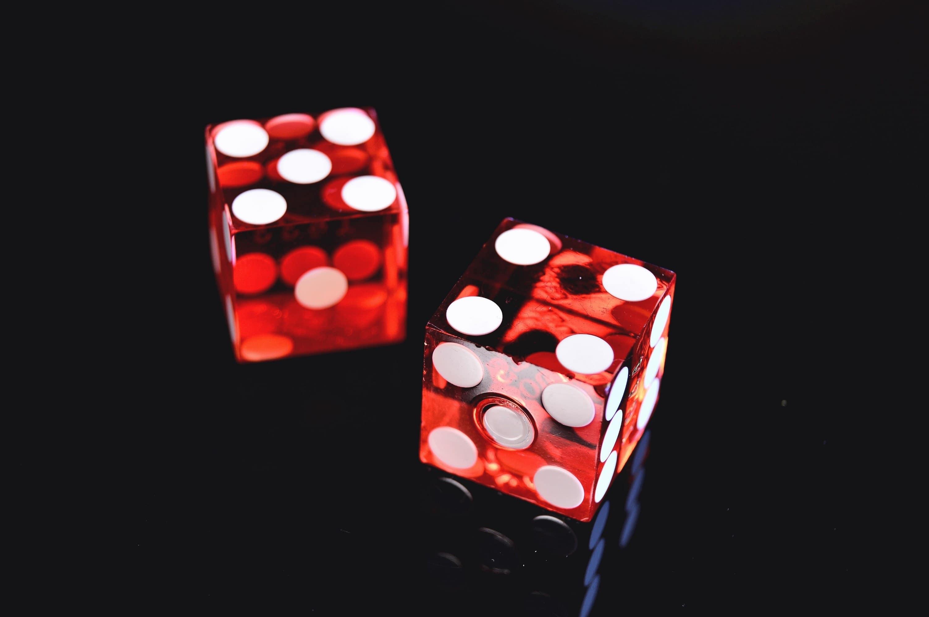 Illustrerer at man på nogle casinoer kan slå om sin indbetalingsbonus